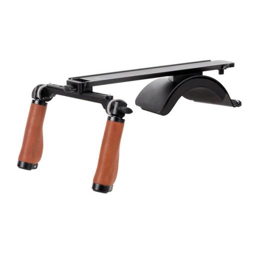 Support Epaule Wooden Camera Rig v3 Base