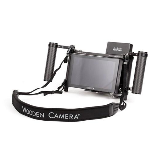 Cage Wooden Camera Director Monitor  v3