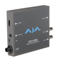 Mini Convertisseur AJA ROI-HDMI