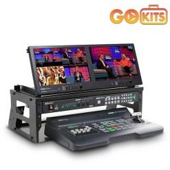 Datavideo GO-500-Replay - unité de production 4 entrées HDMI & 2 canaux replay