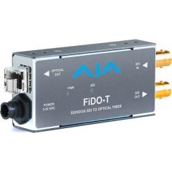 AJA FiDO-T-MM - Convertisseur 1 canal 3G-SDI vers Multi-Mode LC Fiber