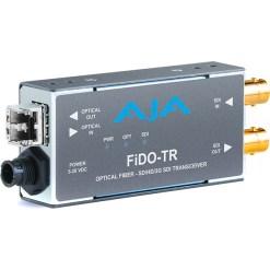 AJA FiDO-TR-MM - Convertisseur 1 canal 3G-SDI/LG Multi-Mode LC Fiber