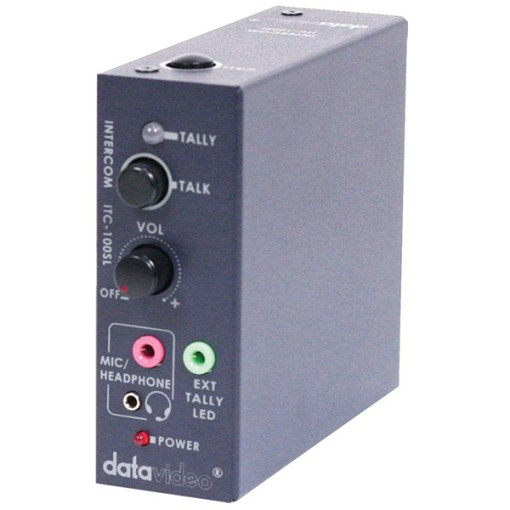 Datavideo ITC-100SL - ceinture pour intercom ITC100