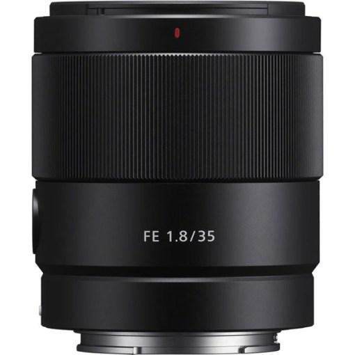 Sony FE 35mm F1.8 - Objectif