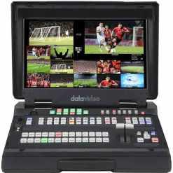 Datavideo HS-2850-12 - mélangeur vidéo portable 12 entrées