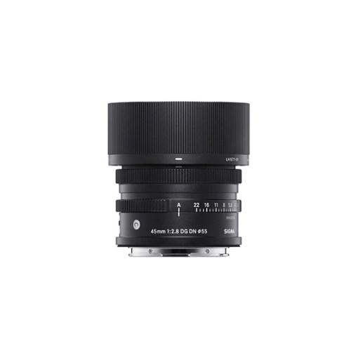 Sigma Contemporary 45mm  F2.8 DG DN (Leica L) - Objectif