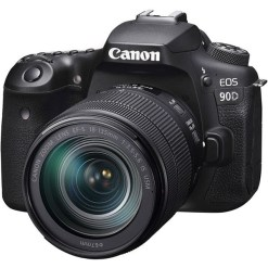 Canon EOS 90D avec 18-135mm IS STM - Appareil photo avec objectif
