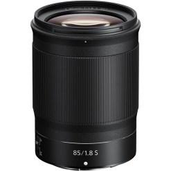 Nikon Z 85mm F/1.8 S - Objectif