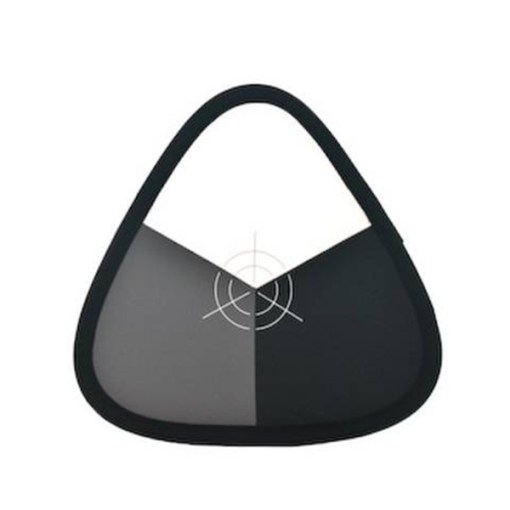 Lastolite Xpobalance - charte de gris 38cm