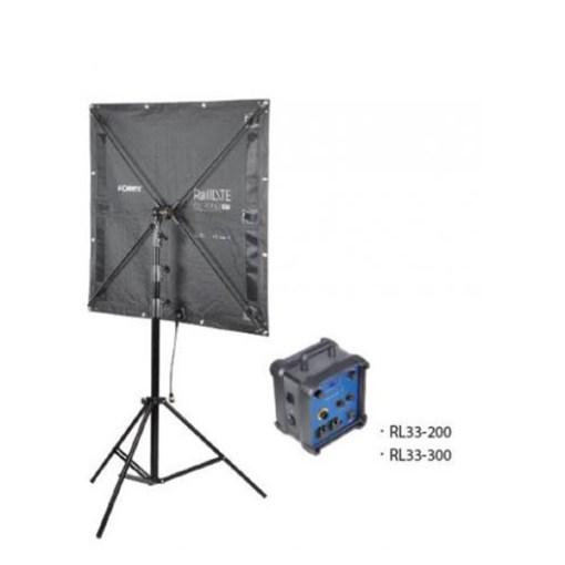 Fomex RL33S-200-KIT - Rolllite LED mat 3X3