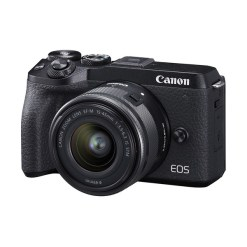 Canon EOS M6 Mark II + 15-45 IS STM - kit appareil photo + objectif