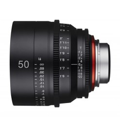 XEEN 50mm T1.5 monture Nikon F métrique - objectif