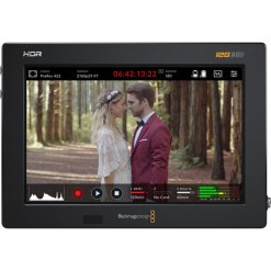 Blackmagic Design Video Assist 7'' 12G HDR – Moniteur
