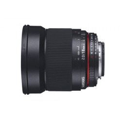 Samyang 16mm F2 ED AS UMC CS (Sony E) - Objectif Cinéma