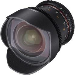 Samyang 14mm T3.1 VDSLR II Sony E - objectif