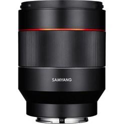 Samyang AF 50mm F1.4 (Sony E) - Objectif