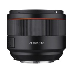 Samyang AF 85mm F1.4 (Nikon F) - Objectif