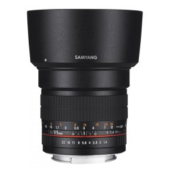 Samyang 85mm F1.4 Asph IF Fuji X - objectif