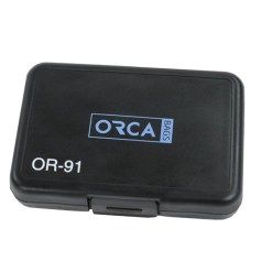 Orca OR-91 - étui de protection pour micro SD/ CF