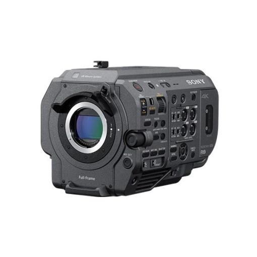 Sony PXW-FX9 - caméra 6K plein format