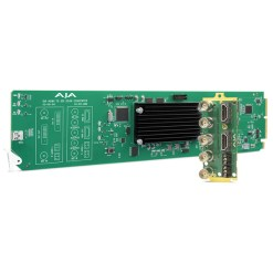 Aja OG-ROI-HDMI - carte openGear Hdmi vers Sdi