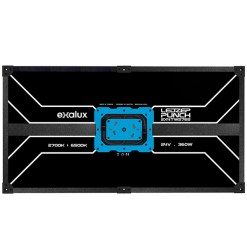 Exalux LEDZEP PUNCH 2X4 TW2765 Kit ENG – Panneau LED