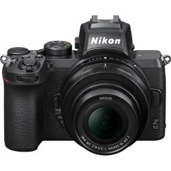 Nikon Z50 avec 16-50mm - Appareil Photo avec Objectif