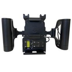 Poignée CTpro avec interface Saramonic et Charge QI