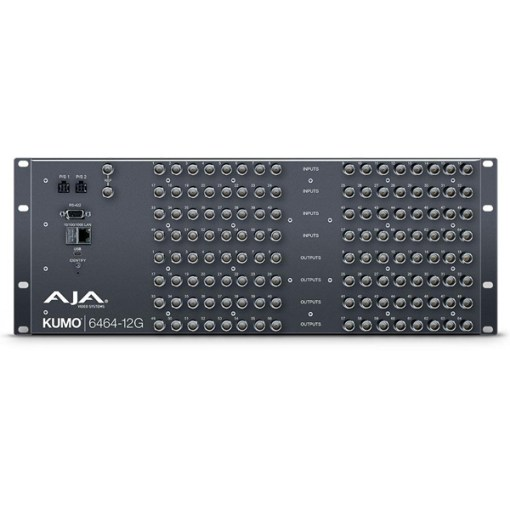 Aja Kumo 6464-12G - routeur