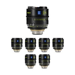Zeiss SP Radiance - kit objectifs 21/25/ 29/35/50/85/100 mm - impériale