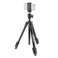 Manfrotto Trépied Compact Light Smart avec Rotule Ball