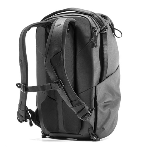 Peak Design Everyday Backpack 30L v2 Black - Sac à dos