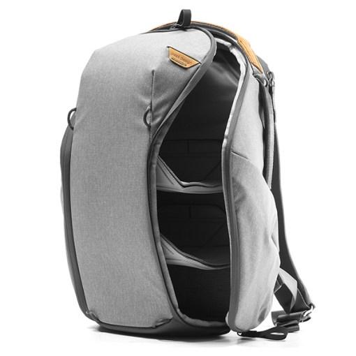Peak Design Everyday Backpack Zip 15L v2 Ash – Sac à dos