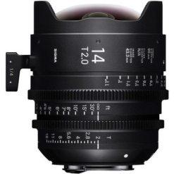 Sigma 14mm T2 FF F/AP2 PL /i - Objectif Cinéma