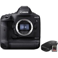 Canon EOS 1D X Mark III avec carte CFexpress 64Go et lecteur de carte - Appareil Photo