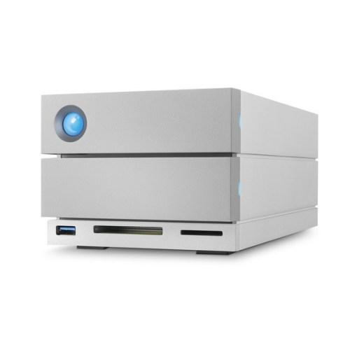 LaCie 2big Dock Thunderbolt 3 32 To - disque dur
