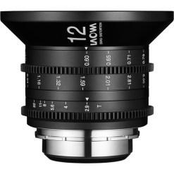 Laowa 12mm T2.9 Zero-D Cine (Canon EF) - Objectif Cinéma