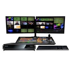 Kit NewTek TriCaster 410 Plus Base avec console TC1SP