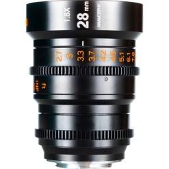 Vazen 28mm T2.2 1.8x