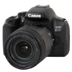 Canon EOS 850D avec 18-135mm F3,5-5,6 IS STM - Appareil Photo avec Objectif