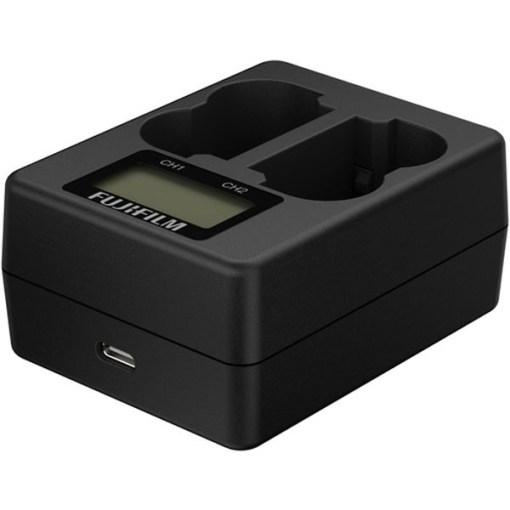 Fujifilm BC-W235 - Chargeur Double pour X-T4