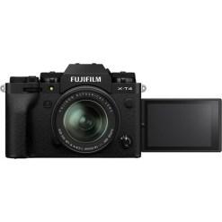 Fujifilm X T4 Noir Avec 18 55mm