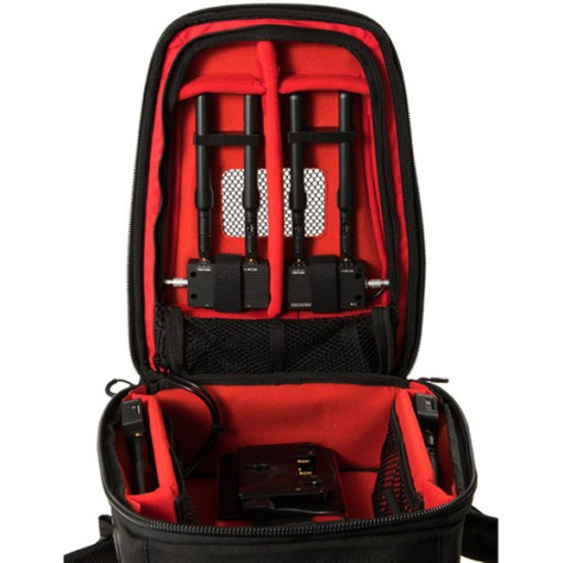 Teradek Bond 759 HEVC Backpack V-Mount avec Nodes EU