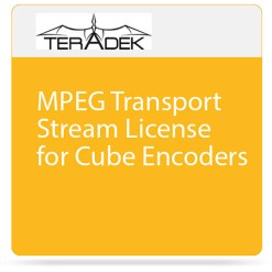 Teradek MPEG-TS Stream License pour Encodeurs Cube