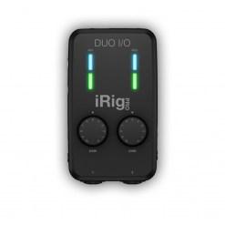 iRig Pro Duo 2 I/O - canaux interace audio/midi