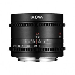 Laowa 7.5mm T2.1 Cine (Micro 4/3) - Objectif