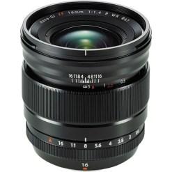 Fujifilm XF 16mm F1.4 R WR - Objectif
