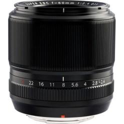 Fujifilm XF 60mm F2.4 R Macro - Objectif