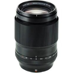 Fujifilm XF 90mm F2 R LM WR - Objectif