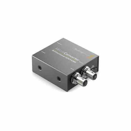 Blackmagic Design Micro Converter BiDirectional SDI/HDMI avec Alimentation - Micro Convertisseur